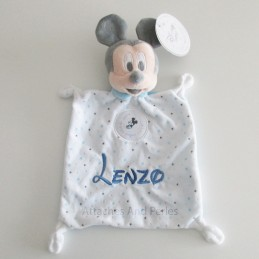 Doudou mickey personnalisable - Attaches And Perles