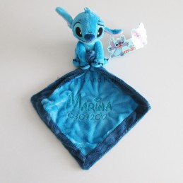 Doudou stitch personnalisable - Attaches And Perles
