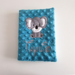 Carnet de santé koala personnalisable - Attaches And Perles
